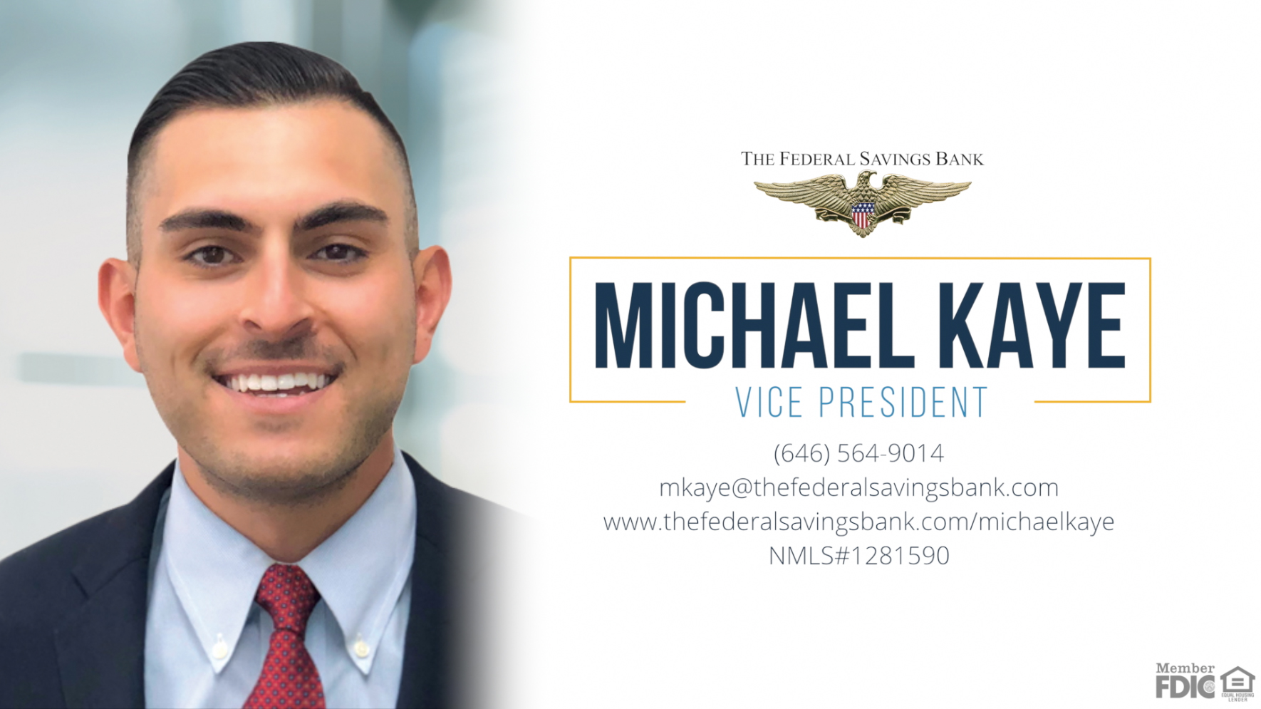 Michael Kaye Testimonial Video - 279538599